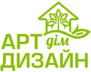 Логотип АртДімДизайн